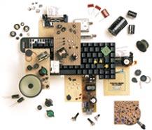 电子元件的零件搜索和电子零件搜索